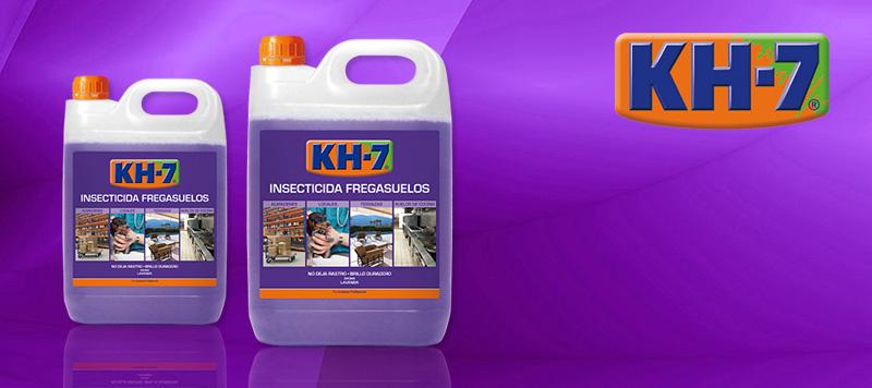 limpiador profesional friega-suelos kh7