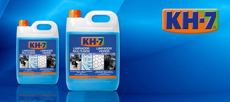 Limpiador profesional multiusos - multisuperficies kh7