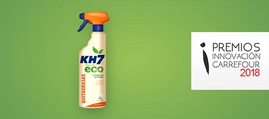 Kh-7 Quitagrasas Eco nominado en los Premios Innovación